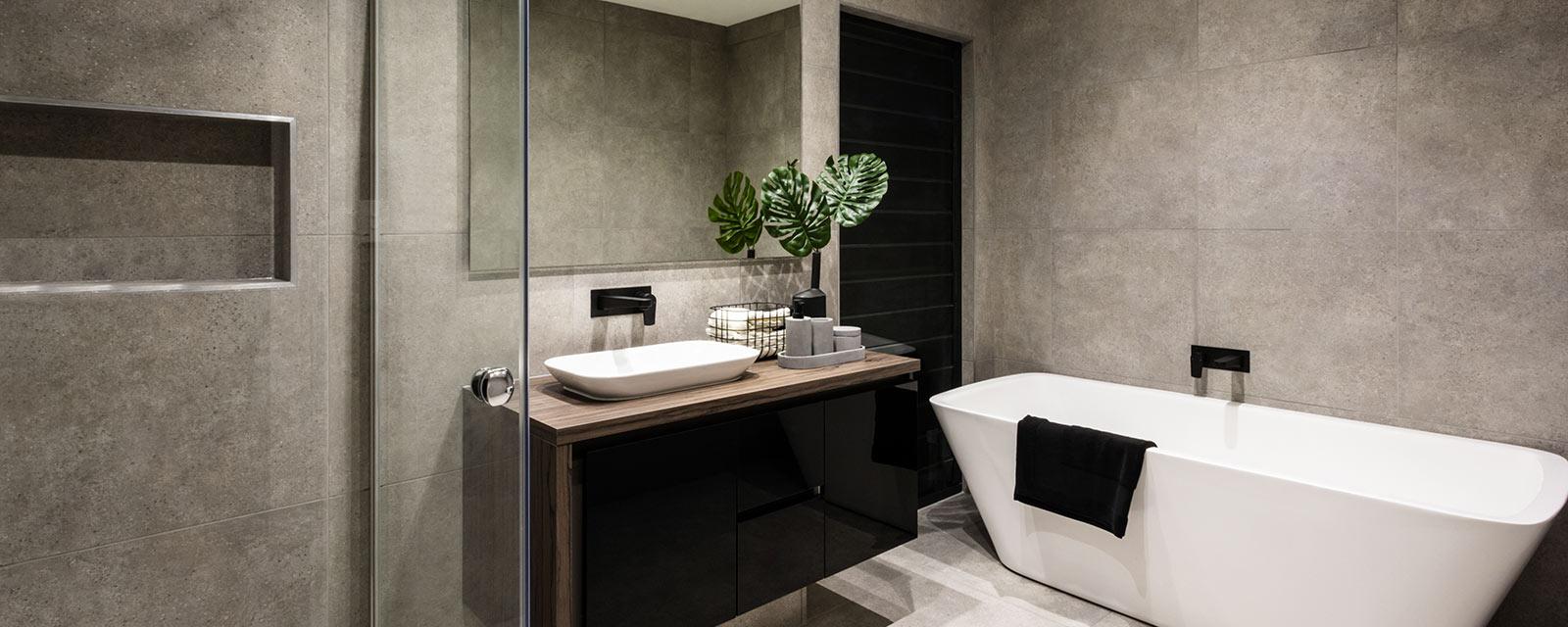 Conseils pour r nover une salle de bains guide artisan - Artisan salle de bain ...