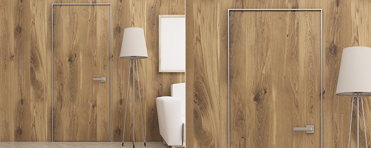 porte-invisible-bois-design