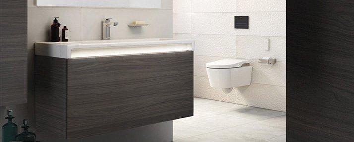 12 meuble salle de bain suspendus design guide artisan for Meuble de salle de bain roca