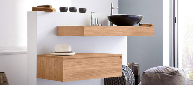 meubles de salle de bain design contemporains guide. Black Bedroom Furniture Sets. Home Design Ideas