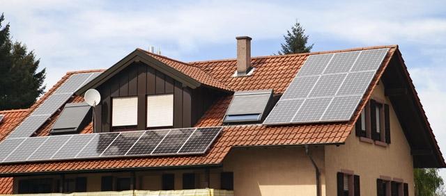 panneau solaire photovolta que le dossier guide artisan. Black Bedroom Furniture Sets. Home Design Ideas