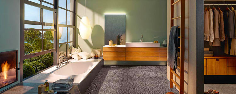 tout savoir sur le bois dans la salle de bain guide artisan. Black Bedroom Furniture Sets. Home Design Ideas