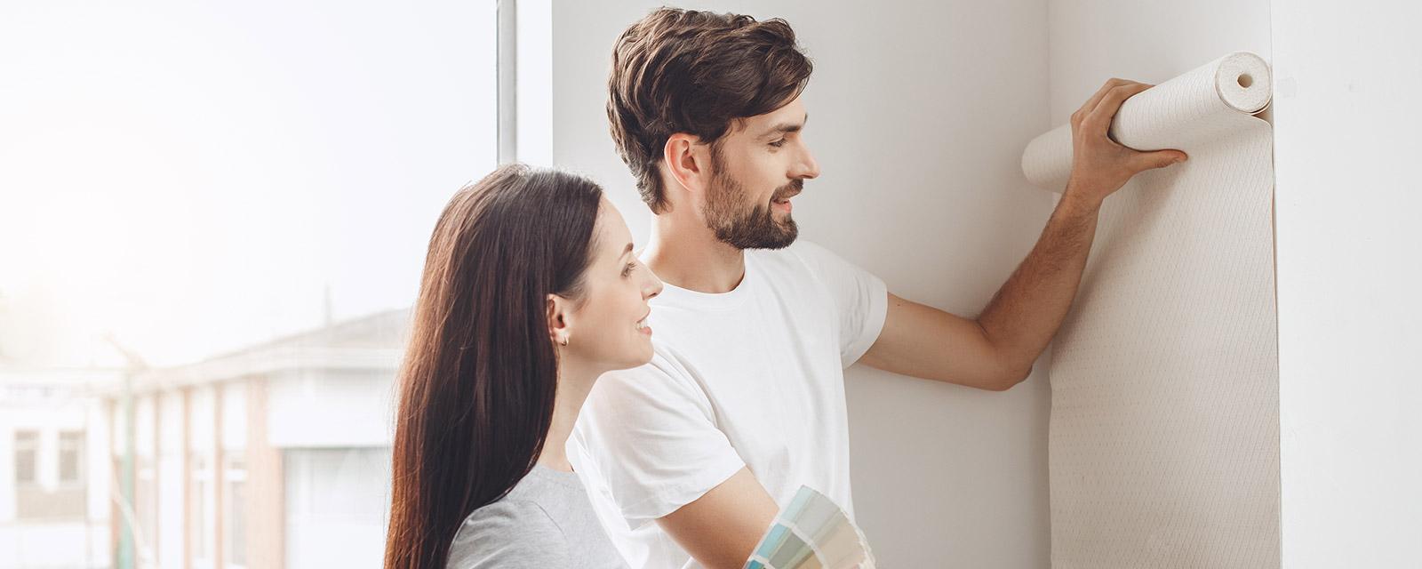 Papier A Peindre Epais revêtement mural : bien le choisir | guide artisan