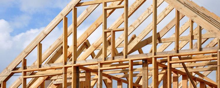 Charpentier faire appel un pro guide artisan - Principe maison ossature bois ...