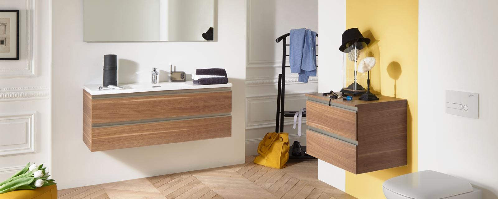 Fabriquer Un Petit Pont De Bois tout savoir sur le bois dans la salle de bain | guide artisan