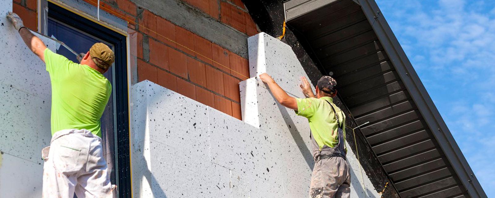 Isolation Mur Exterieur Renovation isolation thermique par l'extérieur, quelles solutions