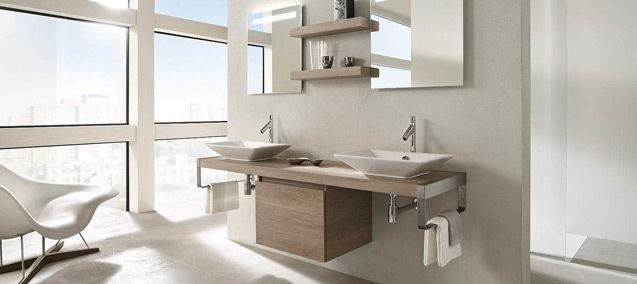 meubles de salle de bain design contemporains guide artisan. Black Bedroom Furniture Sets. Home Design Ideas