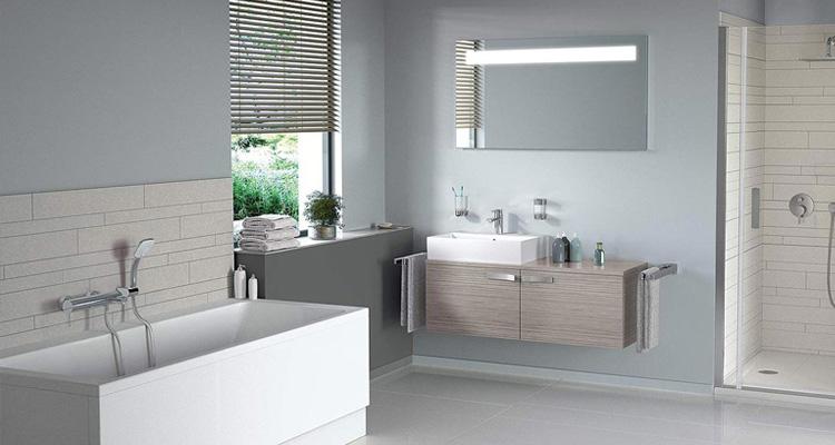 Salle de bain minimaliste le guide d co guide artisan for Salle de bain minimaliste