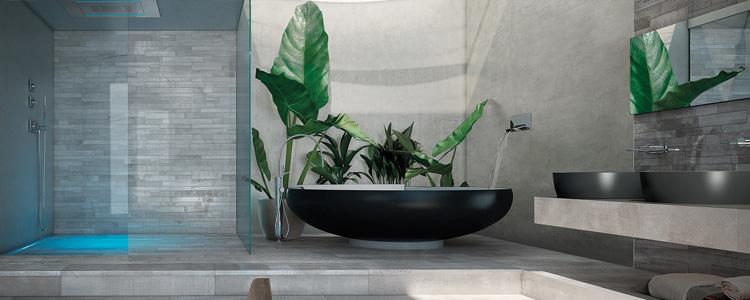 Choisir une baignoire pour petite salle de bains guide for Baignoire ilot petite taille